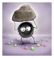 Soot Sprite by Kauri