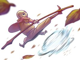 Avatar SPin by anthonysarts