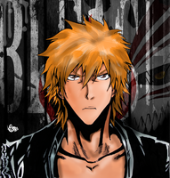 Ichigo...at the end of best arc - Speed Colo by ReelDeviant
