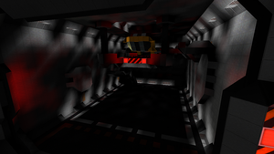 The FireBrand Stage 8: Finished Hanger by Dimcreaper