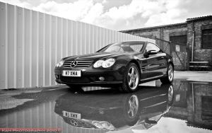 Mercedes SL AMG X by kam-photo