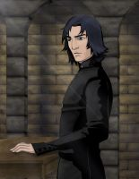 Snape 45,000 Kuriban by CheshFire