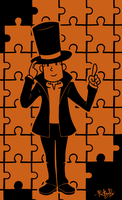 Bro Hershel Layton by MetaKnuckles