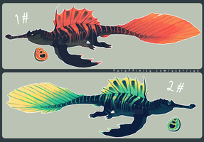 Crocodile Species! [CLOSED] by zueru