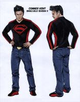 Smallville:Titans Conner Kent by gattadonna