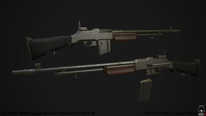 BAR - M1918 by CougarJo