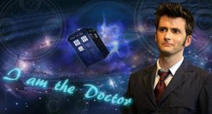 I am the Doctor by icewormie