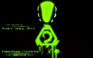 Tiberium Adders Wallpaper by Adder24