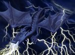 Lightning Dragon by phoenixfyre6967