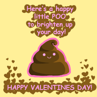 Vday Poo by ShesscaMayWiver