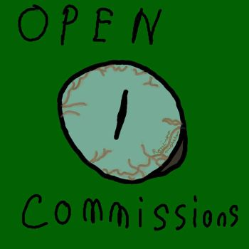 Commisons are open! by UnderworldProduction