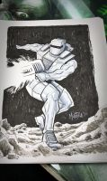 ROM the Spaceknight by BloodySamoan