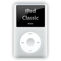 iPod Classic Icon by lharboe