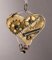 Steampunk pendant 4 by TheCraftsman