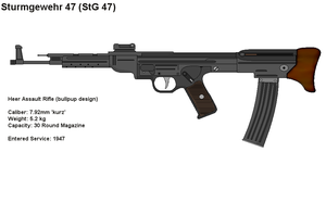 StG 47 by PaintFan08