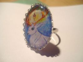 Testing Cameo Rings by Starrydance