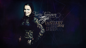 Tarja Turunen ~JANUARY 2014 by brockscence