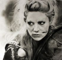 Lagertha by Caeruls