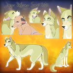 .: Jaeger Reference Sheet Summer 2015 :. by MorningAfterWolf