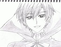 Vampire Tamaki by Moonfire56