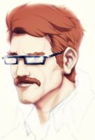 James Gordon 20 minute sketch by Animixter