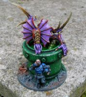 Lictor 1 by Lindsay40k