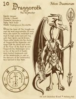 Adon Daemarum 10- Draggoroth by Gummibearboy