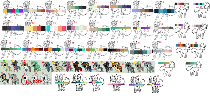 Leftovers OTA(55/58 OPEN) READ DESCRIPTION by fluff-and-jellyadopt