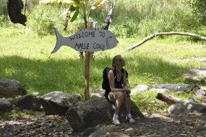 welcome to anse coco by MoonBeam3100