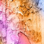 Coloured wall by fudins