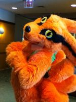 Kyuubi Fursuit (setsucon) 2013 by Angry-Popcorn
