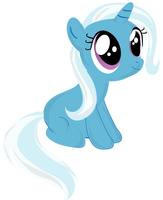 The Great and Powerful Trixie Filly by LottaPotatoSalad