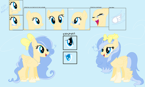 NEW SPECIES Wind drift ponies by Vamp-y