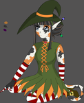 AnaWitchColor2Ana Witch Color 2 by PuzzleCat