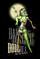 Dancin' Doll by tainted-orchid