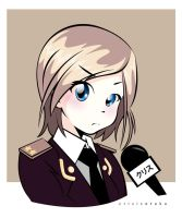 Natalia Poklonskaya by yourcris