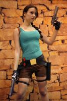 Classic Lara Croft 7 - Igromir'13 by TanyaCroft