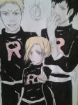 Annie,Reiner and Berthold 04 by I-Love-Claymore