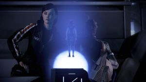 ME3: You will be the legend Shepard by Padzi
