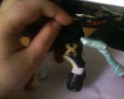 MLP Custom KHR Xanxus by me pic 7 of 8 by FlutterValley
