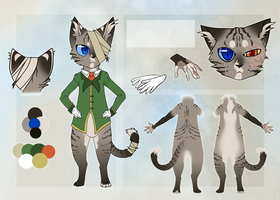 Character reference for Electtonic by Swarthylacine
