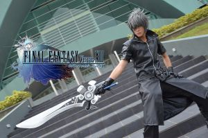 Prince Noctis by 13coz