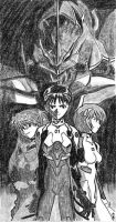 Evangelion by Twojstarypl