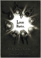 'Love Hurts' cover- One Piece fancomic by DigestedHuman