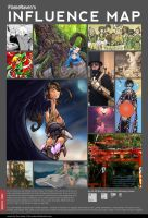 Influence Map by SpaceTurtleStudios