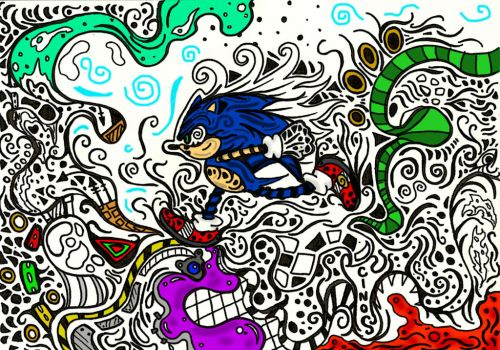 Sonic Colour by CreativePhoenix-13