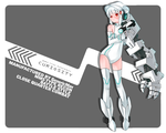 Mecha Musume: Curiosity by GenericMav