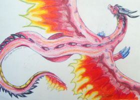 Fire: Four of Eight by Gallow-Crux