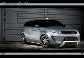 LandRover Evoque LuX by TeofiloDesign