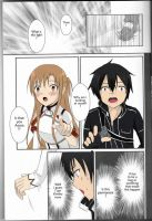 SAO Body Swap Page 3 (Translated And Coloured) by SkinSuitLover123